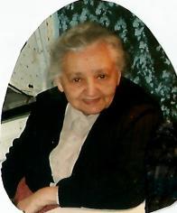 Juliette Gorboff vers 1995 Archives familiales(c)