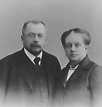 Nicolas et Sophie Gorboff, née Masloff (1863-1949) Archives familiales(c)