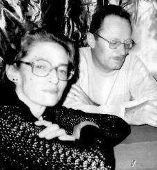 Marie et Vladimir Litviak, vers 1995 Archives familiales (C)