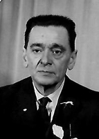 Michel Gorboff vers 1960 Archives familiales(c)