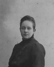 Sophie Gorboff, née Masloff, Russie, vers 1860 Archives familiales(c)