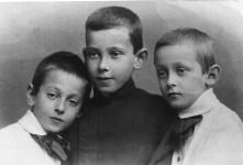 3 garçons