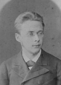 Nicolas Gorboff, vers 1890, Moscou Archives familiales(c)