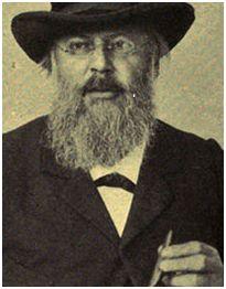 Anton Dohrn(1840-1909) zoologue allemand, fondateur de la station de Naples (1873)