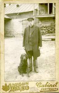 Michel Masloff, médecin. Livny, 1898 Archives Masloff (c)