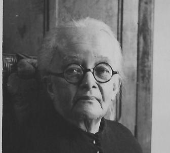 Sophie Nicolaevna Gorboff (1863-1949) vers 1945 Archives familiales (c)