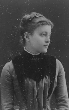 Sophie Gorboff, née Masloff, Moscou Archives familiales(c)