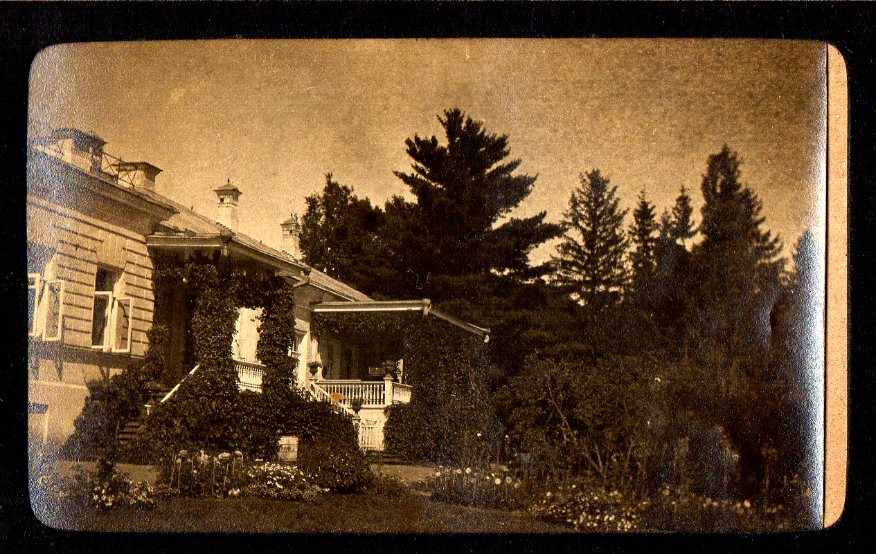 Petrovskoe, the family house. Gorboff Archives(c)